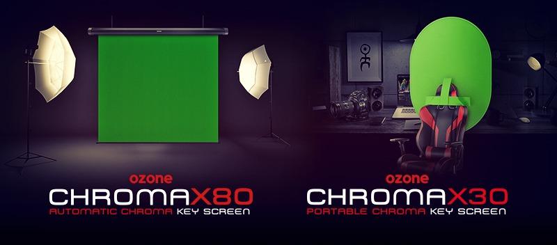 Ozone presenta sus nuevas opciones Chroma para creadores 1