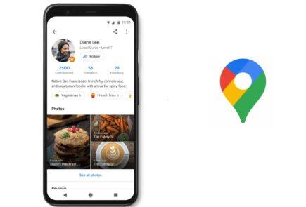 Perfiles Google Maps