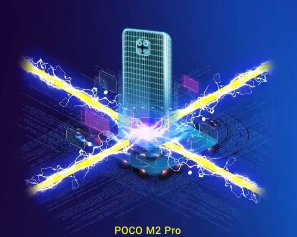 El POCO M2 Pro será presentado el 7 de Julio