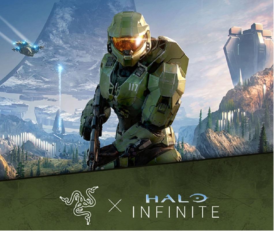Razer lanzará una linea de productos dedicados a Halo 1