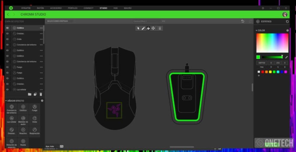 Razer Viper Ultimate, un verdadero ratón gamer ambidiestro - Análisis 6