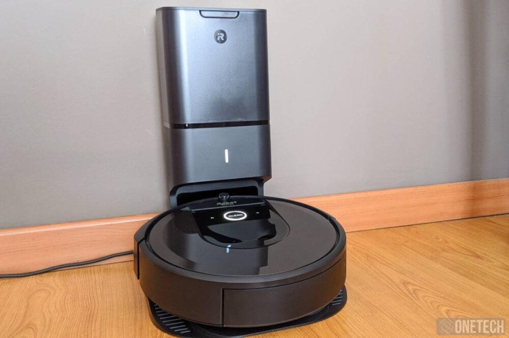 iRobot Roomba i7+, probamos el aspirador que vacía solo su deposito 6