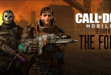 Call of Duty: Mobile: The Forge, ya disponible la temporada 8
