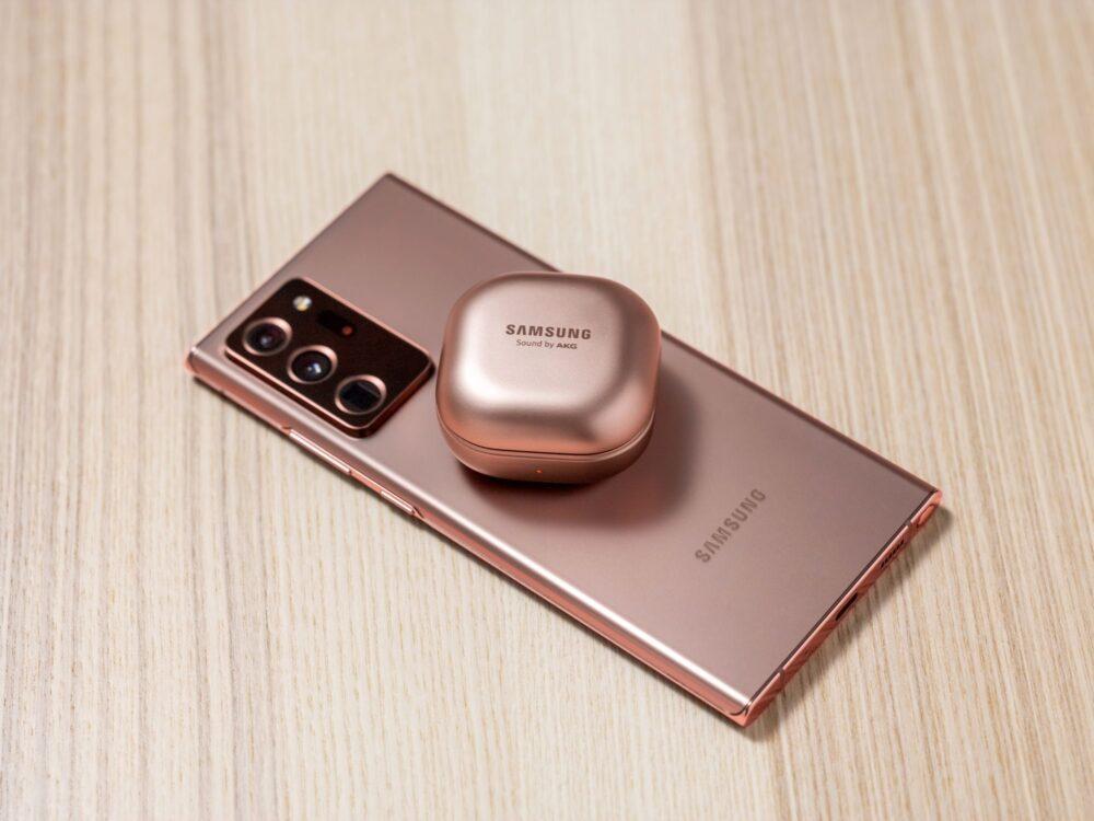 Masiva filtración de imágenes y vídeos de los nuevos dispositivos Samsung 4