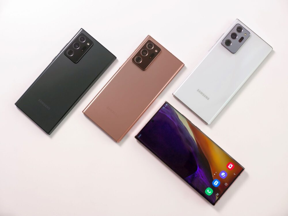Masiva filtración de imágenes y vídeos de los nuevos dispositivos Samsung 8