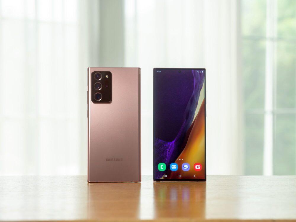Masiva filtración de imágenes y vídeos de los nuevos dispositivos Samsung 5