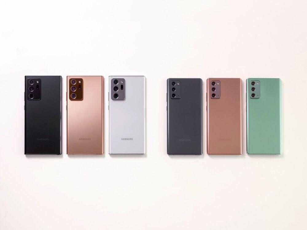 Masiva filtración de imágenes y vídeos de los nuevos dispositivos Samsung 6