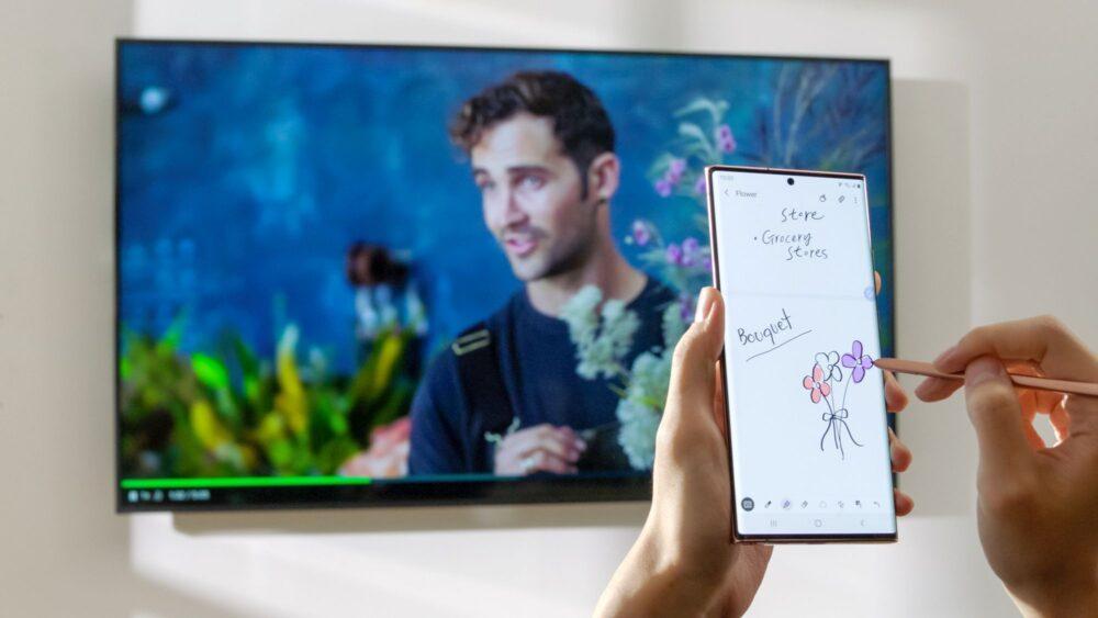 Masiva filtración de imágenes y vídeos de los nuevos dispositivos Samsung 10