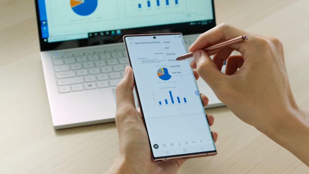 Masiva filtración de imágenes y vídeos de los nuevos dispositivos Samsung 11