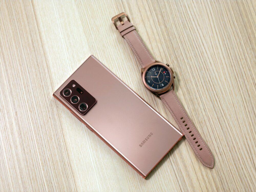 Masiva filtración de imágenes y vídeos de los nuevos dispositivos Samsung 14