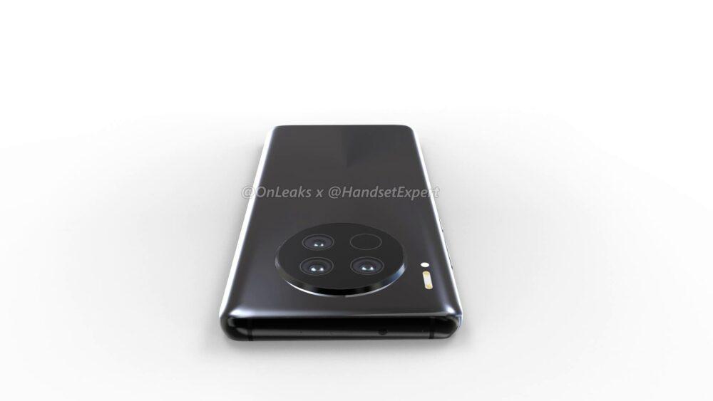 Huawei Mate 40 y Mate 40 Pro, así lucen sus primeros renders 4