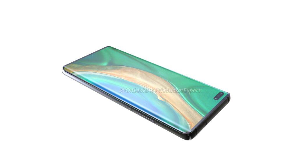 Huawei Mate 40 y Mate 40 Pro, así lucen sus primeros renders 2