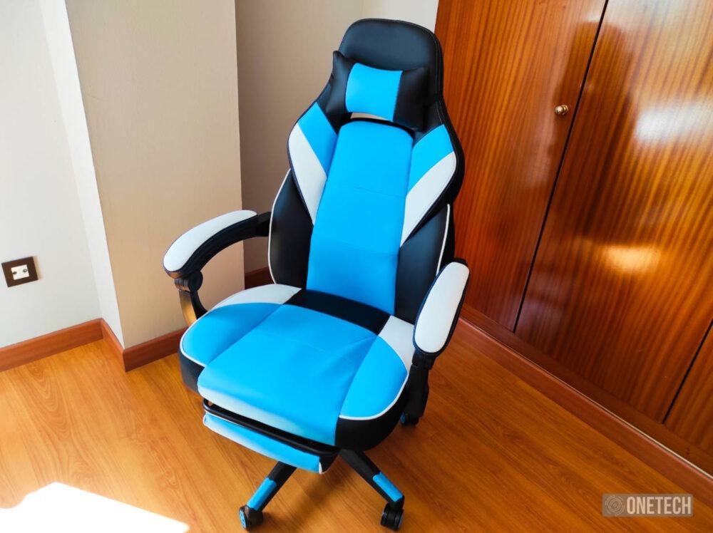 IntimaTe WM Heart Gaming B07N19Z93Z, una silla gamer por un precio ajustado 6