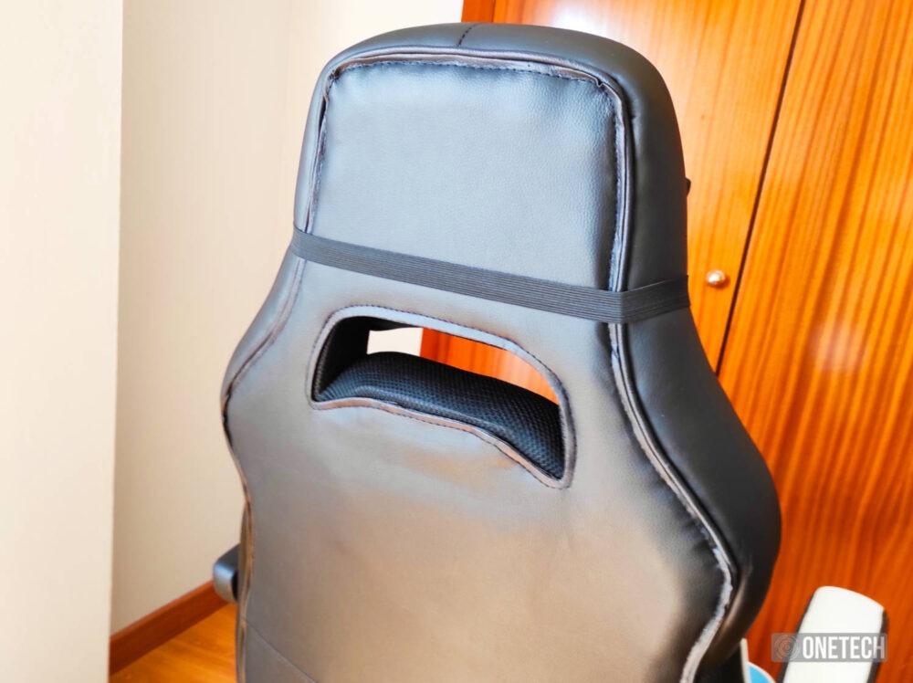 IntimaTe WM Heart Gaming B07N19Z93Z, una silla gamer por un precio ajustado 7