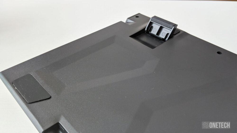 Teclado HyperX Alloy Elite 2: RGB y estructura de acero para algo más que jugar 7