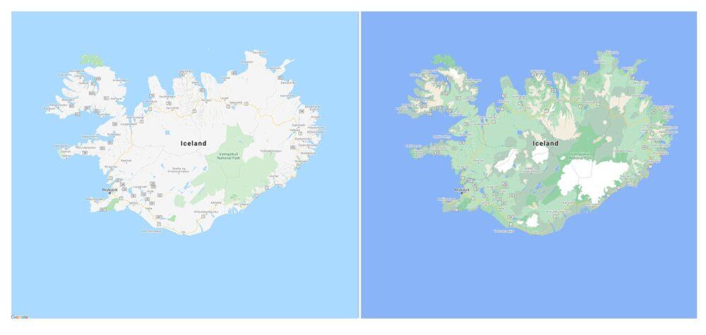 Google Maps ahora es mas detallado
