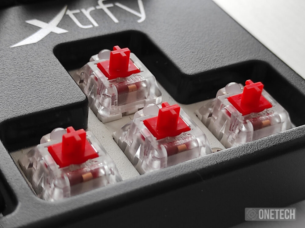 Kailh Red RGB