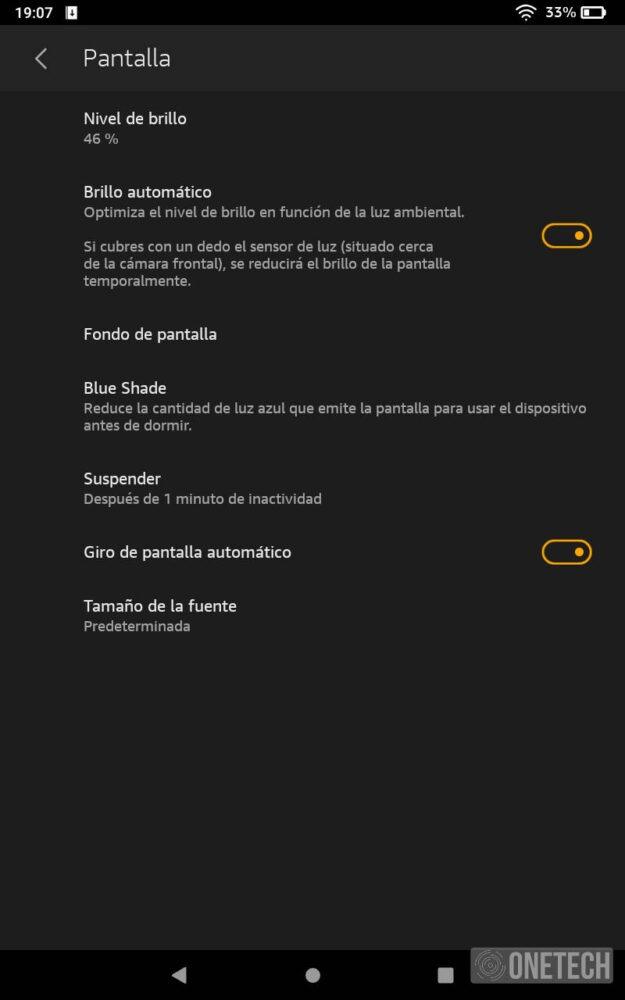 Amazon Fire HD 8 (2020) análisis y opinión 3