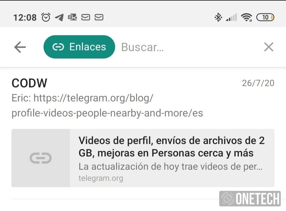 La búsqueda avanzada de WhatsApp llega a su beta 3