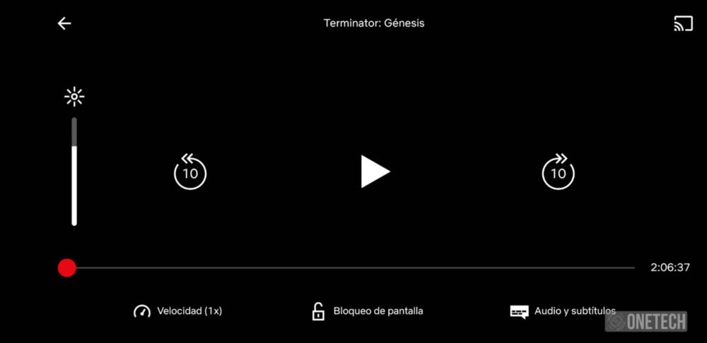Netflix comienza el despliegue del control de velocidad de reproducción 1