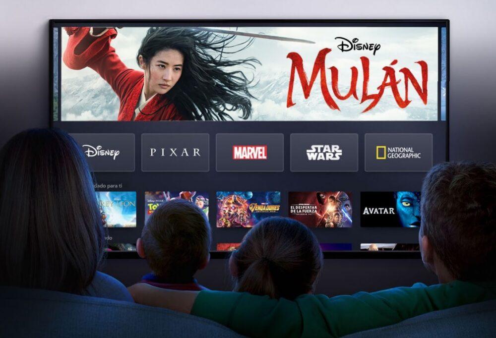 Estrenos en Disney Plus: todas sus novedades para Diciembre