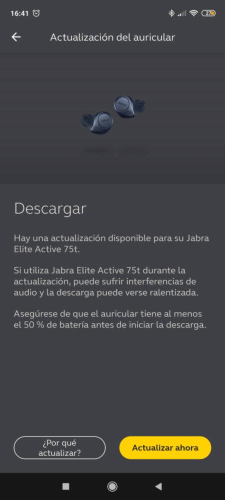 Análisis de los Jabra Elite Active 75t, unos auriculares para mucho más que hacer deporte 6