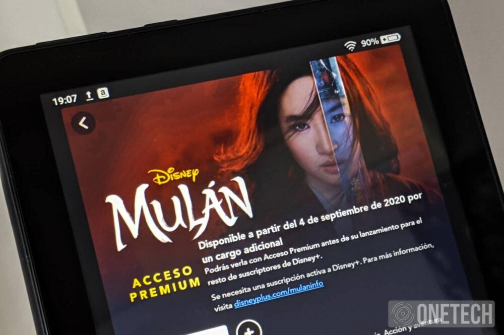 La llegada de Mulan a Disney Plus ya tiene precio y fecha para España 10
