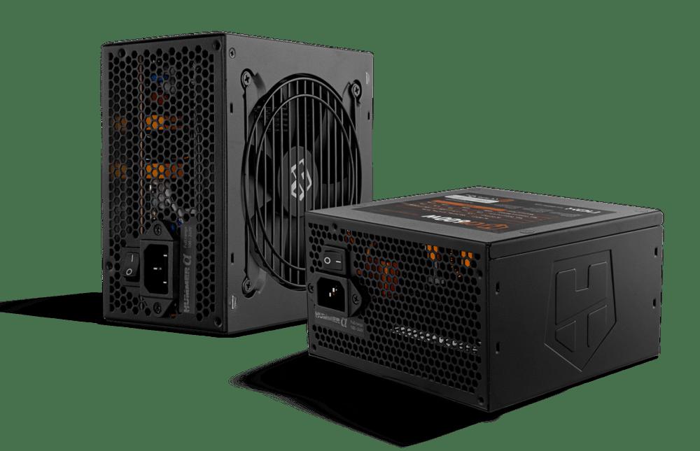 Nox lanza sus nuevas fuentes de alimentación Hummer Alpha 500 W y Alpha 600 W con certificado 80+ Bronze 2