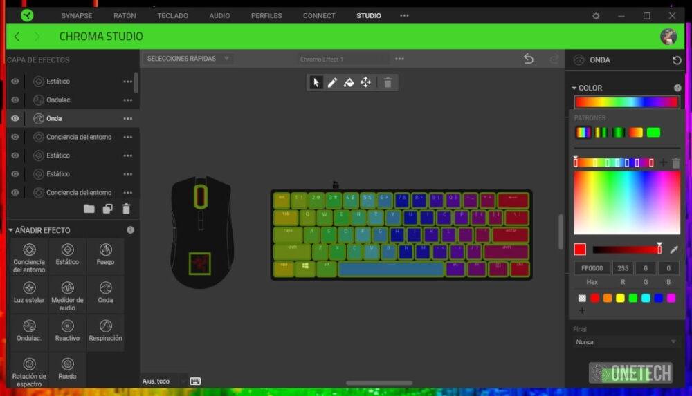 Razer Huntsman Mini, probamos este teclado 60% con switches ópticos lineales 10