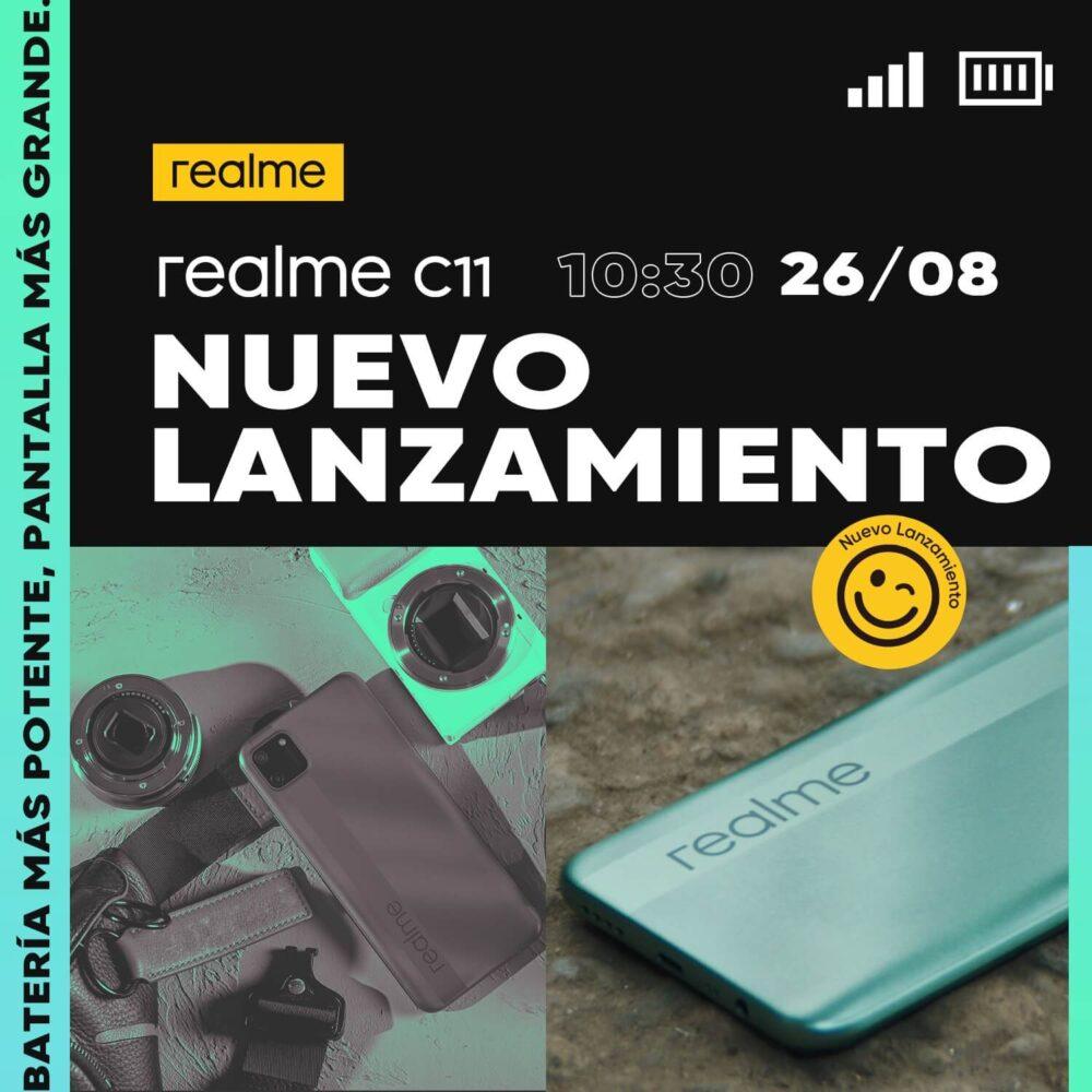El Realme C11 disponible en España con un precio de solo 99€ 1