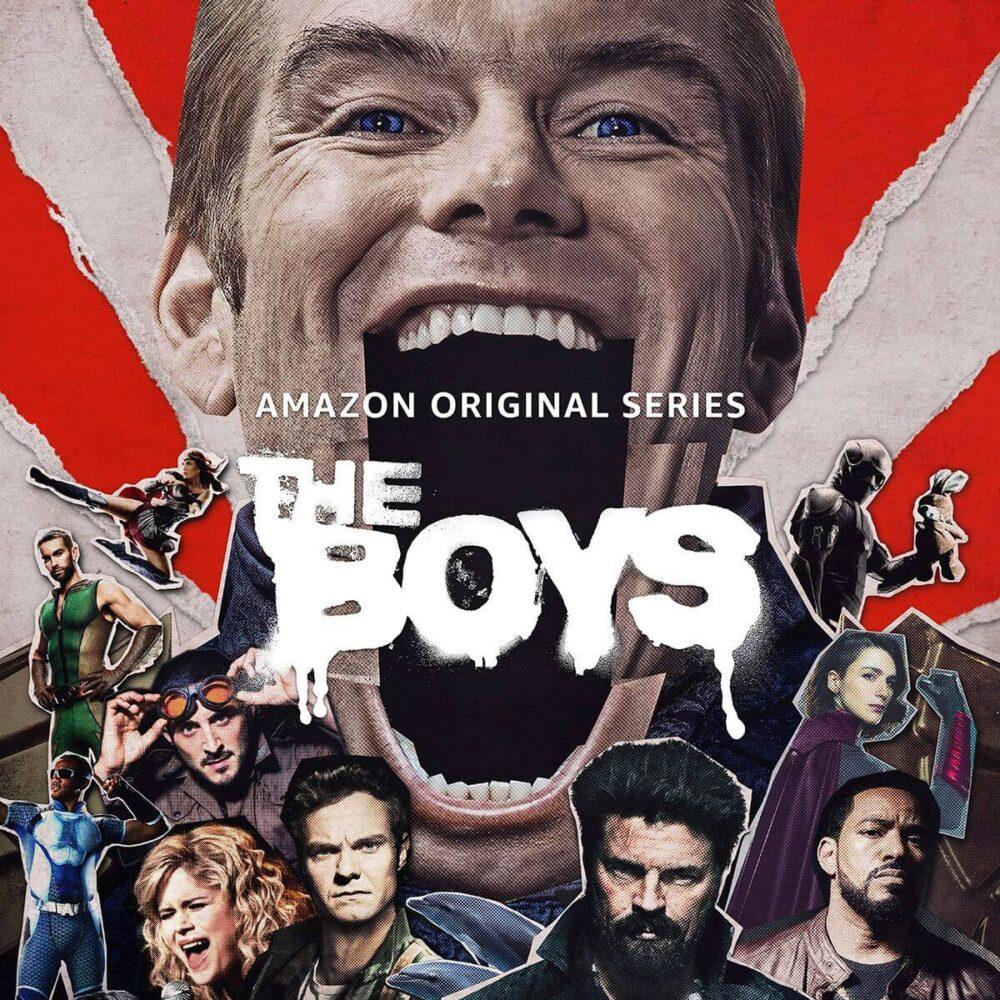 Todos los estrenos de Amazon Prime Video para Septiembre - The Boys