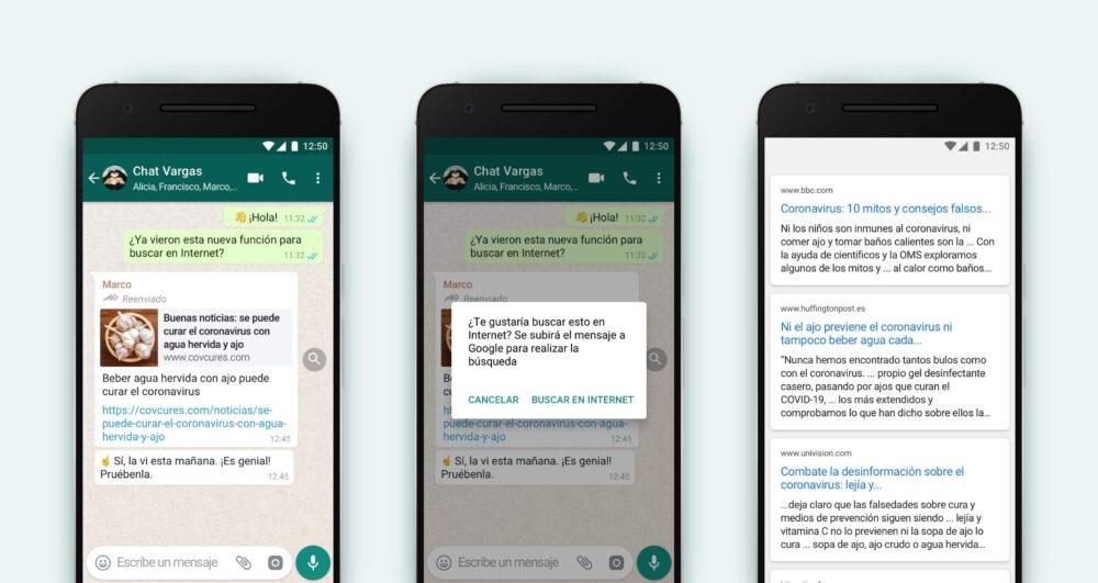 WhatsApp implementa la verificación por