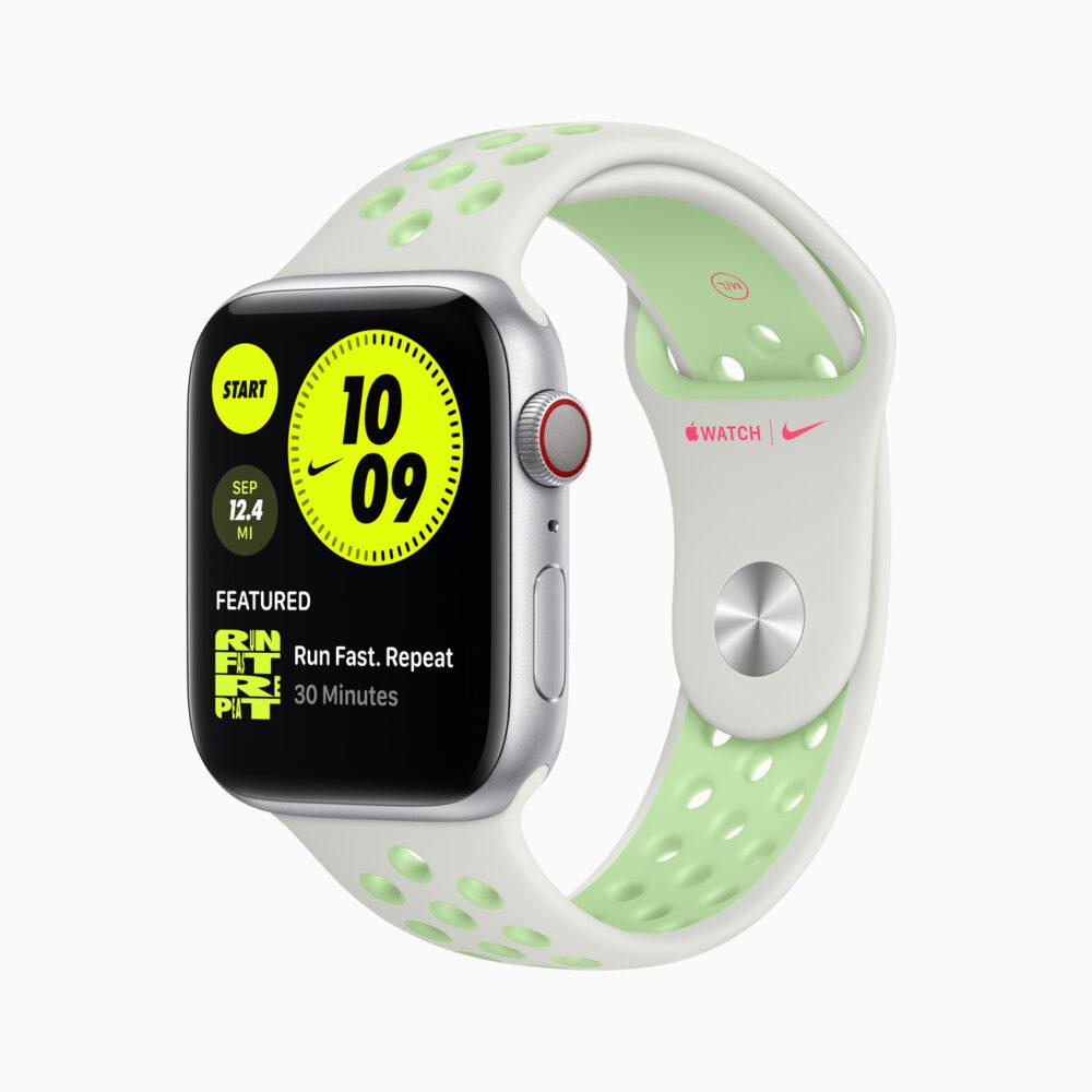 El Apple Watch Series 6 estrena sensor de oxígeno en sangre y chip S6 8