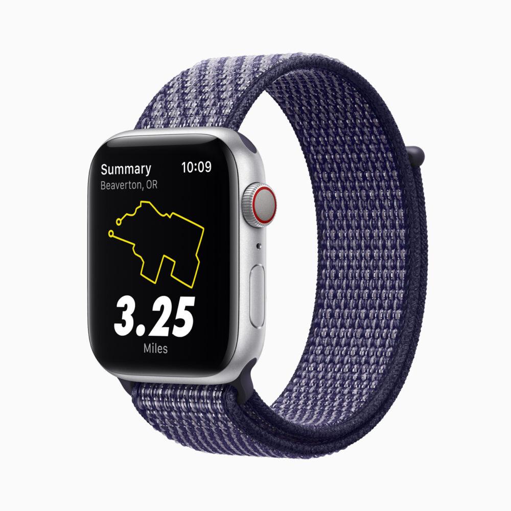 El Apple Watch Series 6 estrena sensor de oxígeno en sangre y chip S6 7