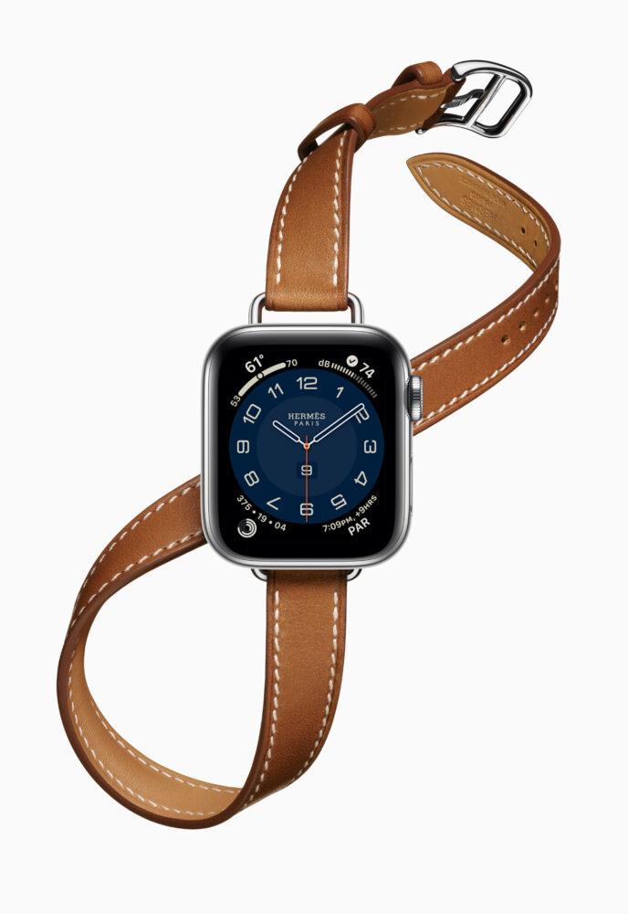El Apple Watch Series 6 estrena sensor de oxígeno en sangre y chip S6 6