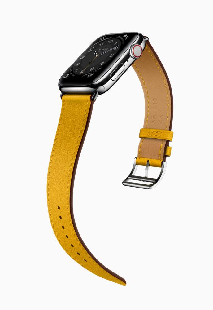 El Apple Watch Series 6 estrena sensor de oxígeno en sangre y chip S6 5