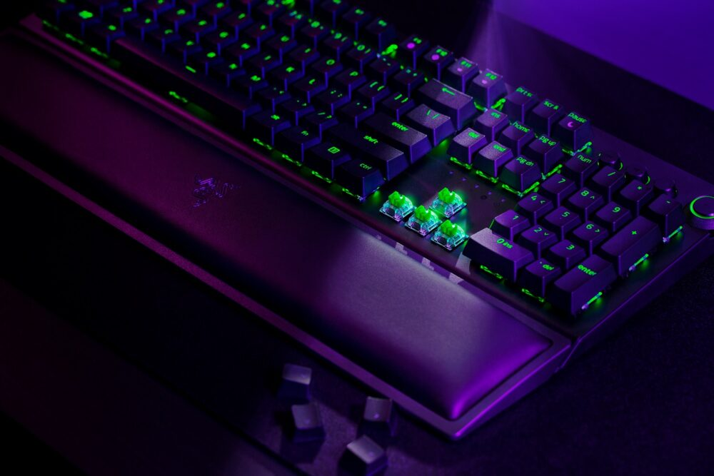 Razer lanza tres nuevos periféricos inalámbricos: un teclado, un ratón y unos auriculares 3