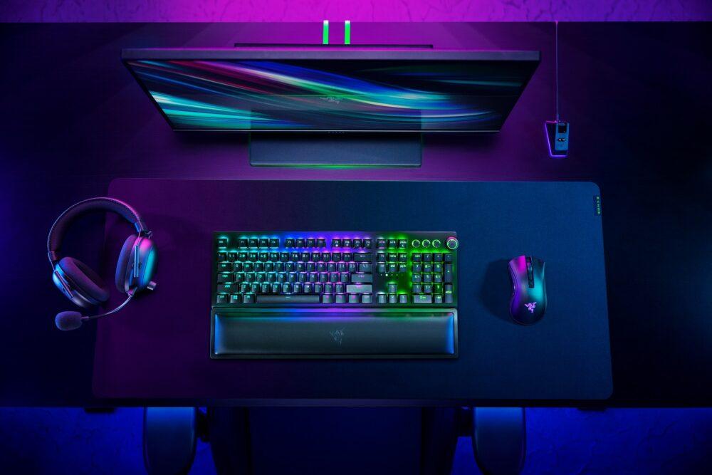 Razer lanza tres nuevos periféricos inalámbricos: un teclado, un ratón y unos auriculares 1