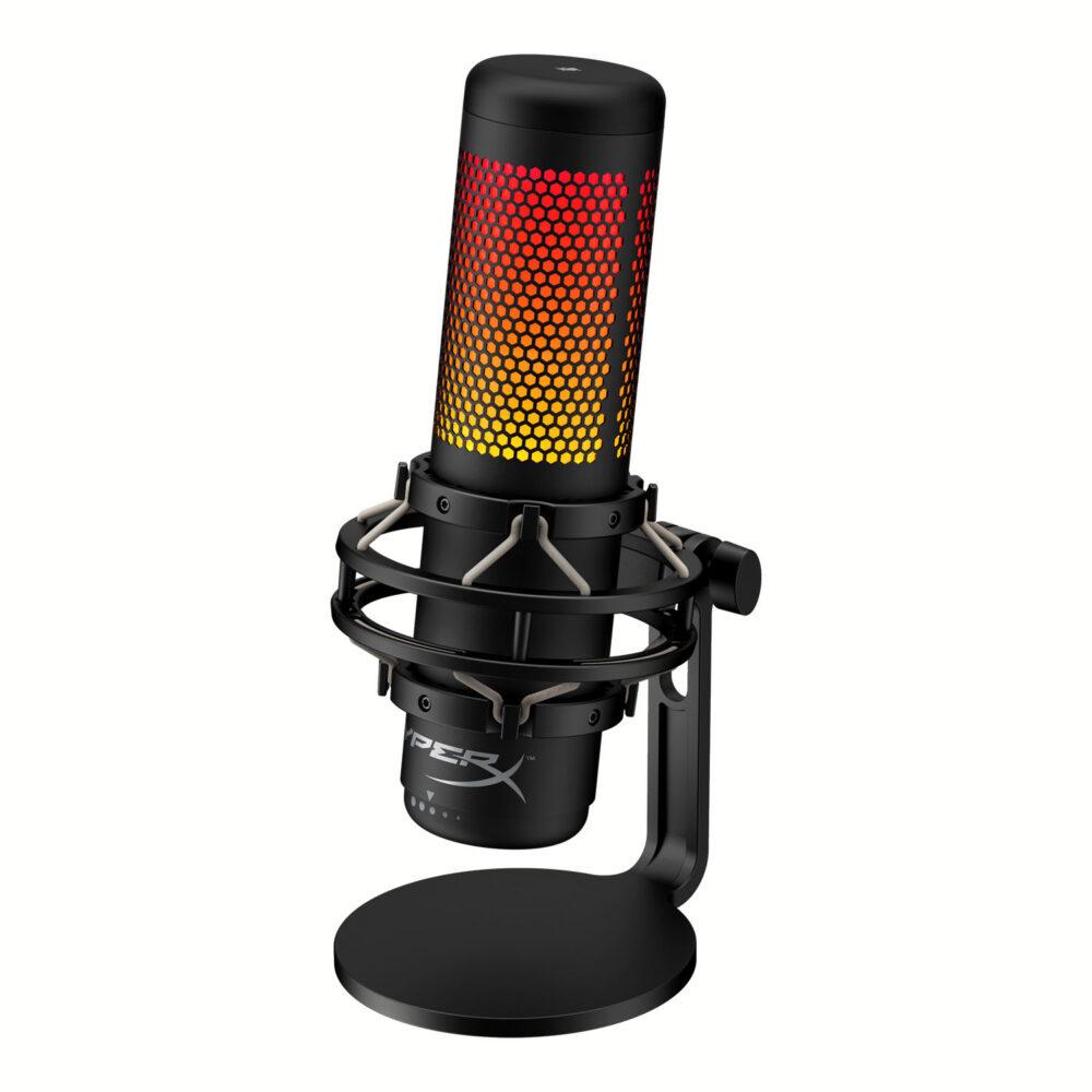 HyperX QuadCast S, un micrófono para streamers exigentes 1