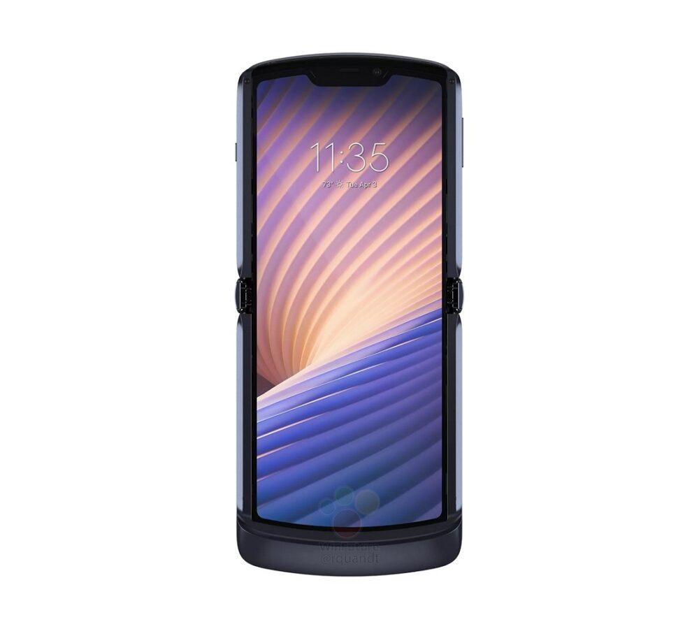 Motorola Razr 5G: se filtran imágenes, especificaciones y precio 8