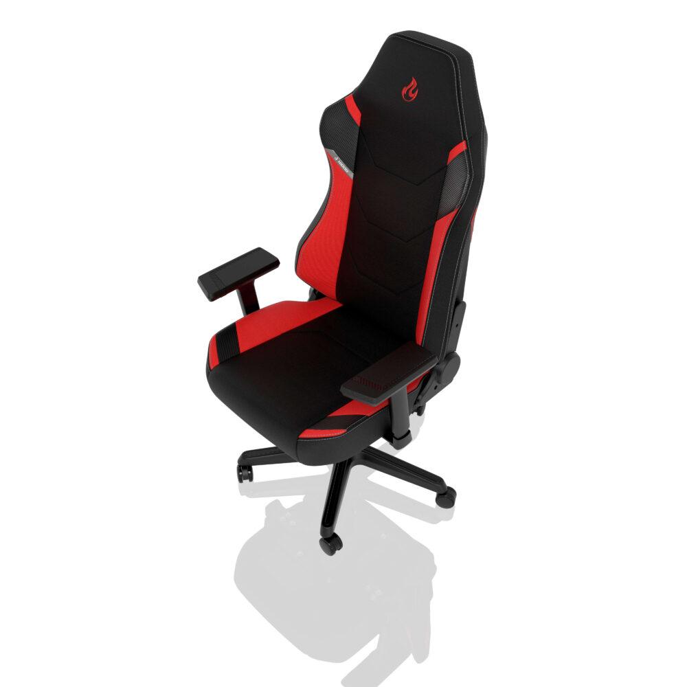 Nitro Concepts X1000, nuevas sillas para jugar y trabajar 2