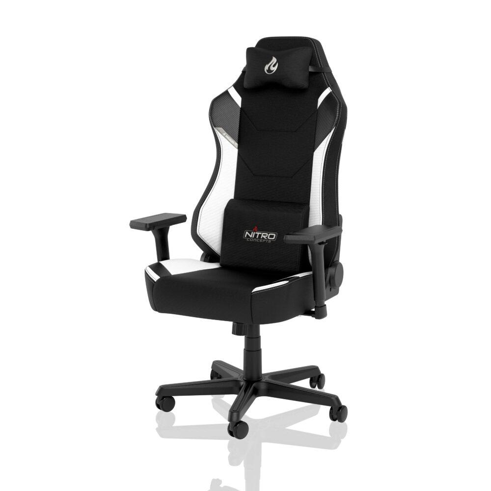 Nitro Concepts X1000, nuevas sillas para jugar y trabajar 4