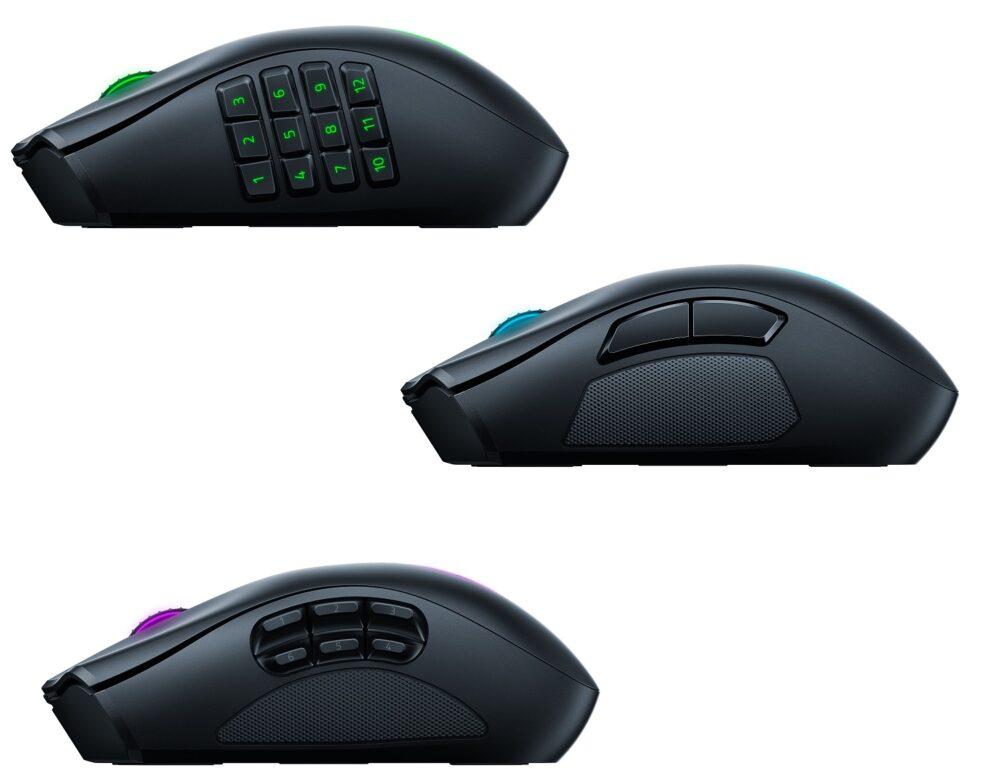 Naga Pro, el ratón modular 3 en 1 de Razer se renueva 1