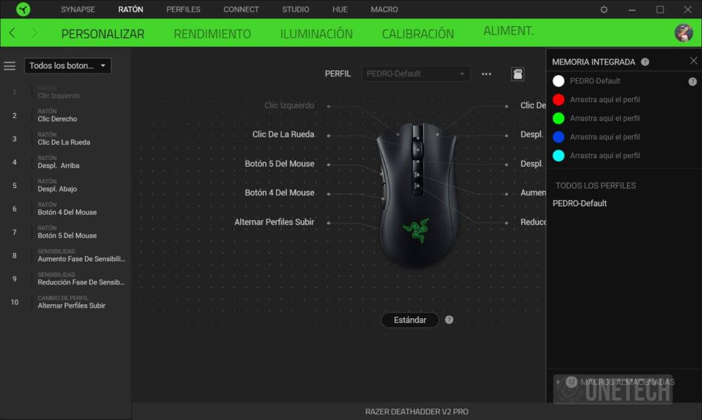 Razer Deathadder V2 Pro, analizamos la evolución del ratón más vendido de la marca 6