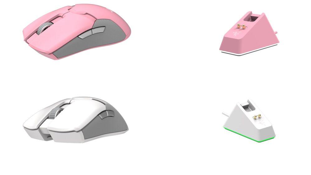 Razer añade color con nuevos productos en las series Quartz y Mercury 1