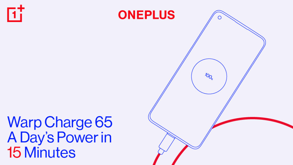 El OnePlus 8T contará con carga rápida de 65W