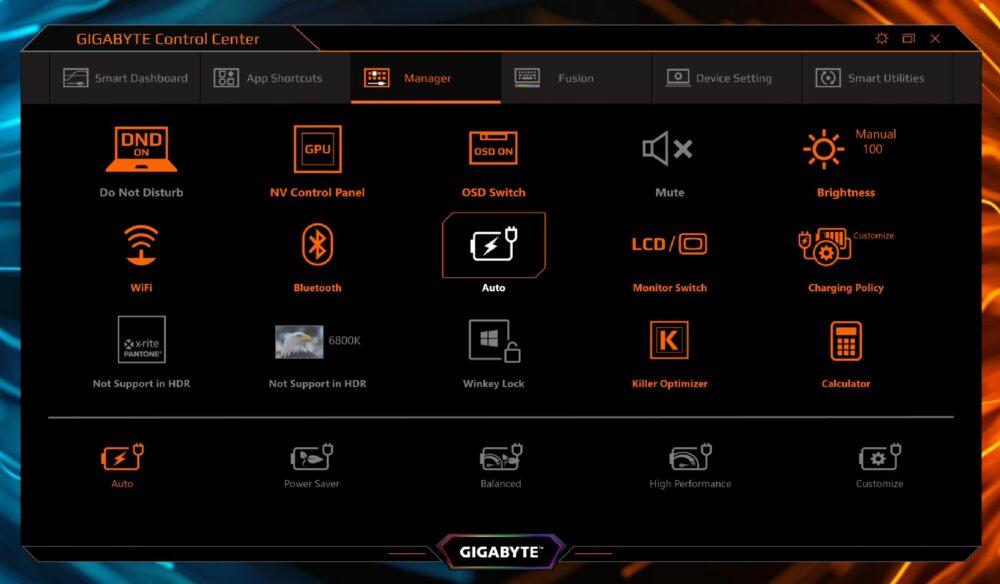 Gigabyte Aero 15 OLED XB potencia pura con Microsoft Azure - Análisis 14