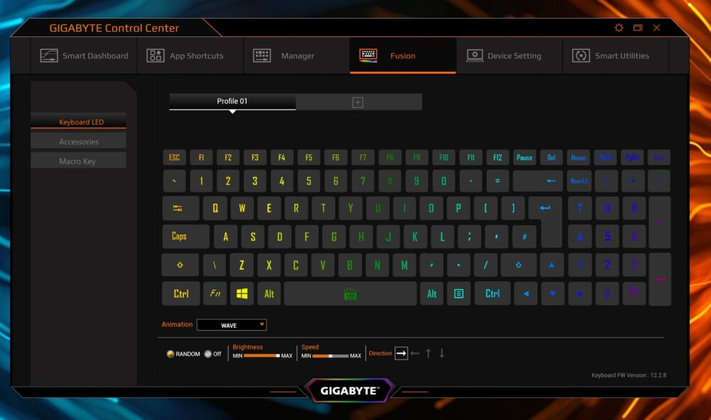 Gigabyte Aero 15 OLED XB potencia pura con Microsoft Azure - Análisis 13