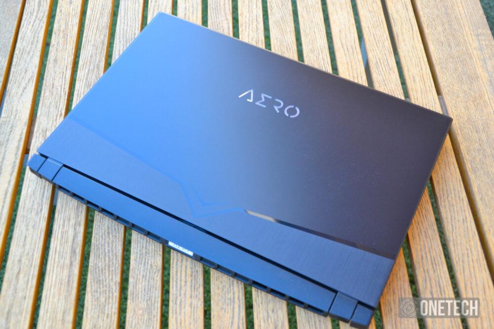 Gigabyte Aero 15 OLED XB potencia pura con Microsoft Azure - Análisis 8