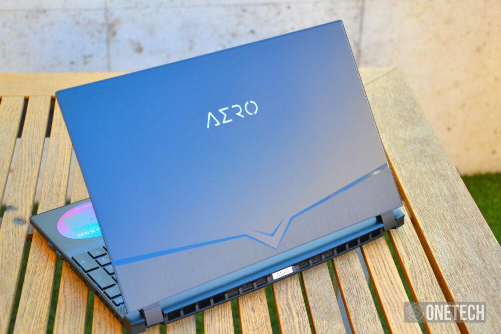 Gigabyte Aero 15 OLED XB potencia pura con Microsoft Azure - Análisis 21